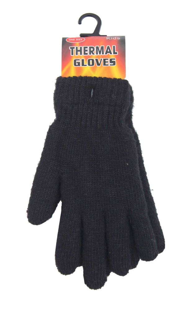 One size thermal thick gloves GL508817